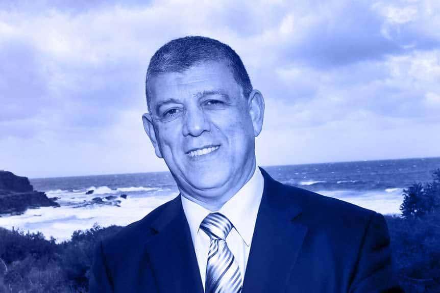 John Ajaka MLC