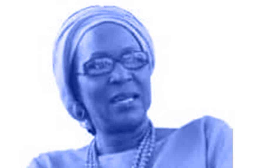 Professor AMSATO SOW Sidibe