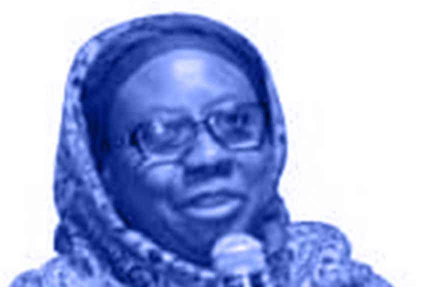 Her Excellency Dr. Aisha L. Abdullahi